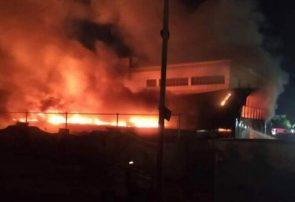 ۷۵ کشته در آتش سوزی بیمارستان ذیقار/ الکاظمی نشست فوقالعاده تشکیل داد/ اعلام عزای عمومی