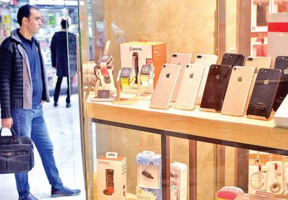 واردات گوشی های لوکس با تعرفه ۱۲درصدی محدود شده است