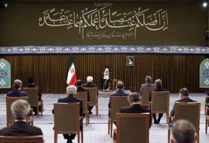 حضرت آیتالله خامنهای: در این دولت معلوم شد اعتماد به غرب جواب نمیدهد