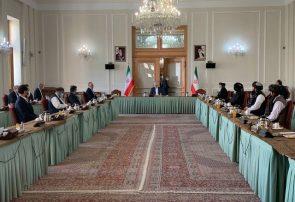 آغاز اجلاس گفتگوهای بینالافغانی در تهران با حضور نمایندگان دولت افغانستان و هیات سیاسی طالبان
