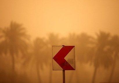 ادامه تاریکی غبار در سیستان و بلوچستان