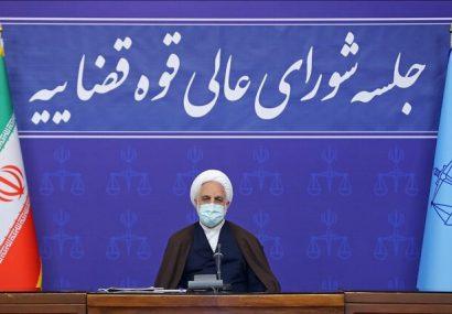 دادستانی کل و سازمان بازرسی مشکل آب خوزستان را تا حصول نتیجه پیگیری کنند