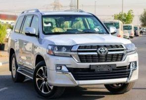 قیمت محصولات تویوتا در کشور امارات + قیمت به پول ایران