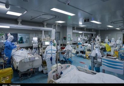 بیمارستانهای تهران از بیمار اشباع شدهاند