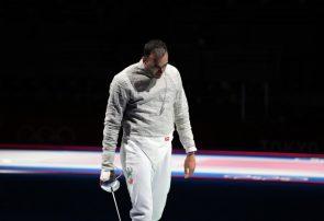افسوس مدال المپیک برای شمشیربازی ایران