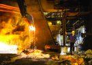افزایش ۹.۹ درصدی تولید فولاد ایران