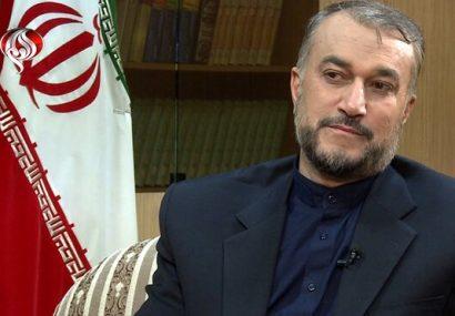 تاکید وزیر امور خارجه بر رفع مشکلات ایرانیان مقیم آمریکا