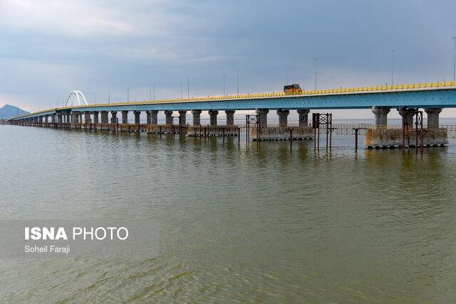 دریاچه ارومیه خاطره می شود!