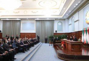 """ایران و تاجیکستان ارتباطات """"قبلی"""" و """"قلبی"""" دارند"""