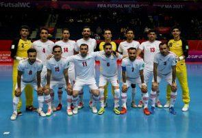 ایران – آرژانتین؛ تقابل سرگروهی