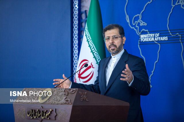 خطیب زاده: ایران به عنوان میزبان میلیونها پناهجو انتظار حمایت بینالمللی دارد