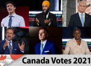 لیبرالها پیروز انتخابات کانادا؛ ترودو در قدرت میماند