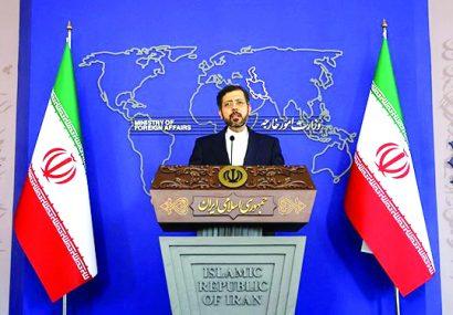 مذاکرات وین در داخل وزارت خارجه پیگیری میشود