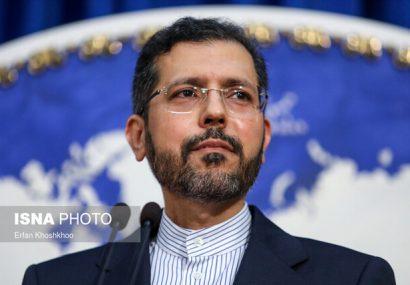 خطیبزاده: به زودی میتوانیم تاریخ دقیقی برای از سرگیری مذاکرات وین تعیین کنیم