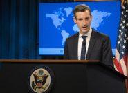 آمریکا: از همکاری برجامی ایران با اتحادیه اروپا حمایت میکنیم/مقصد نهایی مذاکرات باید وین باشد