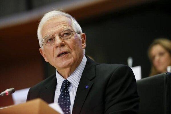 بورل: با نقشه دوم برای مساله هستهای ایران موافق نیستم