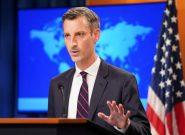 خودداری سخنگوی وزارت خارجه آمریکا از پاسخ به سوالی درباره حمله سایبری به جایگاههای سوخت ایران