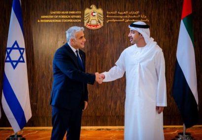 """توافقنامههای """"ابراهیم""""؛ موضوع گردهمایی چهارشنبه وزرای خارجه اسرائیل، آمریکا و امارات"""