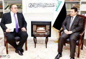 مشاور امنیت ملی عراق: گفت و گوهای ایران و کشورهای عربی ما را به حل اختلافات خوشبین می کند