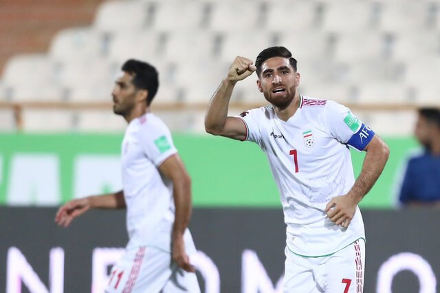 تیم ملی بدون تغییر در رده ۲۲ جهان و اول آسیا باقی ماند