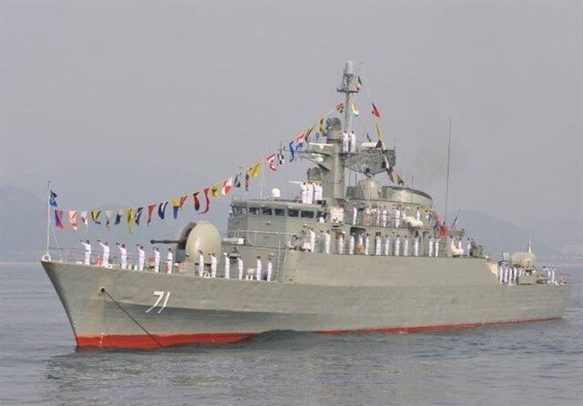 هجوم دزدان دریایی به نفتکش ایرانی/ پهلوگیری ناوگروه ارتش در بندر سلاله